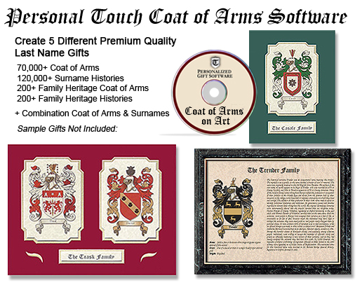 coat of arms software