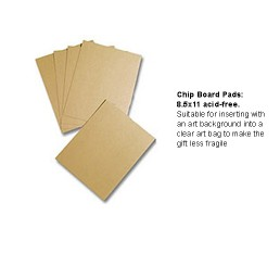 Chip-Board Pads