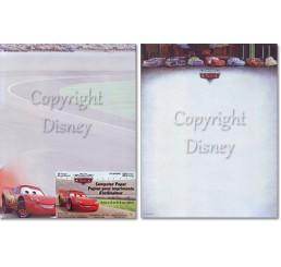 Disney Paper Cars