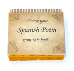 PT Poetry Book - Spanish
