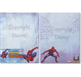 Marvel Paper Spider Man