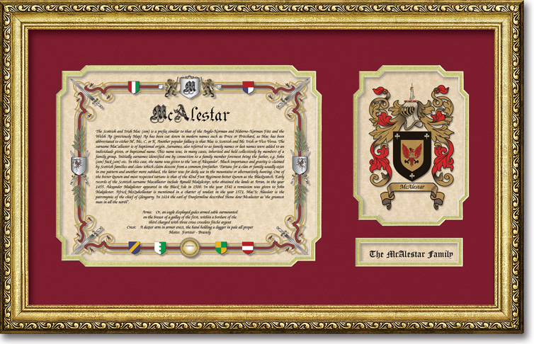 Coat of Arms Sample 2