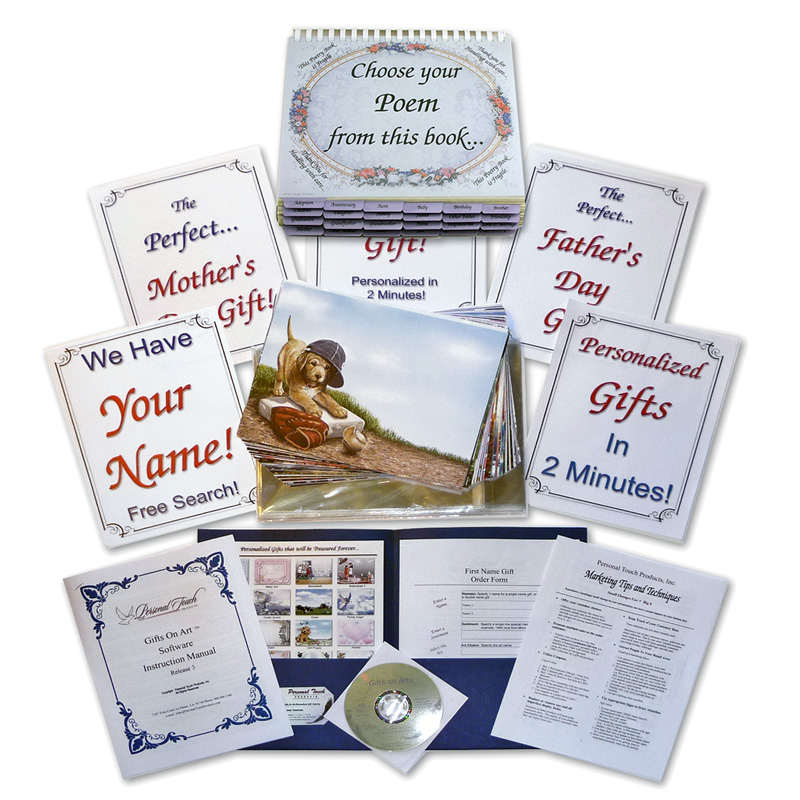 Gifts on Art Bronze Kit