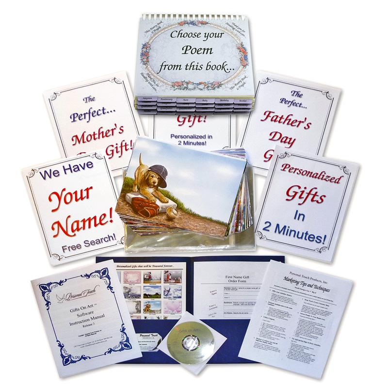 Gifts on Art Silver Kit