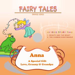 Fairy Tales Orange Series