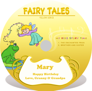 Fairy Tales Yellow Series