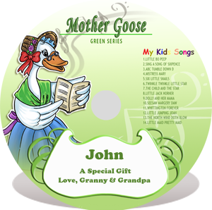 Mother Goose Green Series