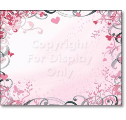 Ornate Pink