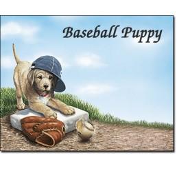 Baseball Puppy