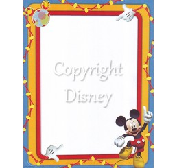 Disney Paper Mickey Mouse