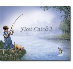 First Catch 1
