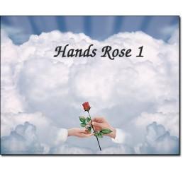 Hands Rose 1