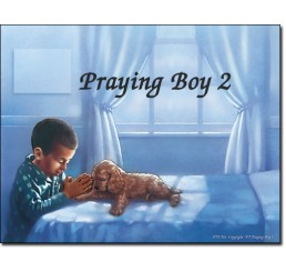Praying Boy 2