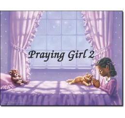 Praying Girl 2