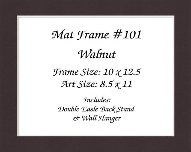 Mat Frame