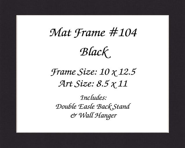 Mat Frame 104