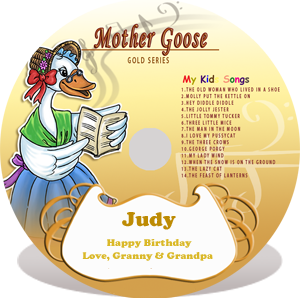 Mother Goose Gold Series