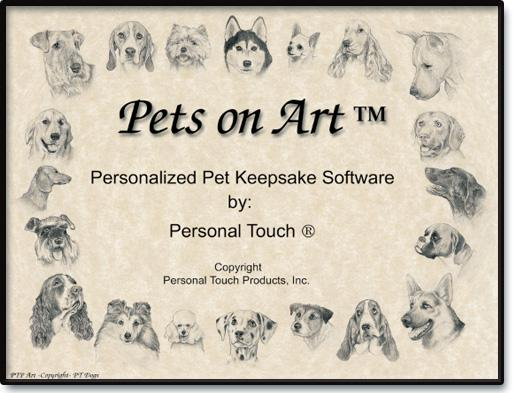 Pets On Arts Software