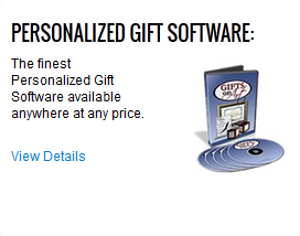 Personalized Gift Software