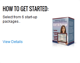 Personal Touch Start-up Kits
